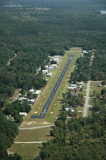 Woods and Lakes Airpark