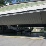 Turntable hangar makes airpark life simpler for Tennessee pilot