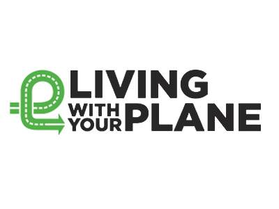 Living With Your Plane logo